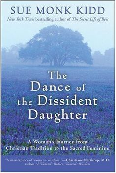 Dance of the Dissident Daughter: A Woman's Journey from Christian Tradition to the Sacred Feminine by Sue Monk Kidd (Hierophant, reverse) http://www.janetboyer.com/Tarot-in-Reverse.html