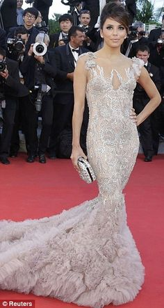 Gorgeous! CANNES 2012