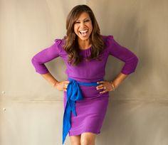 Friday Five with Taniya Nayak  Love this dress!
