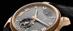 Chopard L.U.C Tourbillon QF Fairmined Es el primer reloj del mundo manufacturado con oro Fairmined de América del Sur, extraído de manera sostenible.