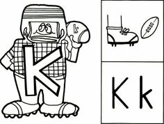 The letter people on pinterest the letter people for Letter people coloring pages