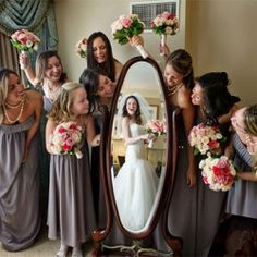 Best Idea for a bridesmaid pic!!