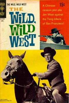 COMIC_wild_wild_west_05 #comic #cover #art