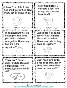 math worksheet : key words used in math word problems : Addition Word Problems Worksheets For 1st Grade