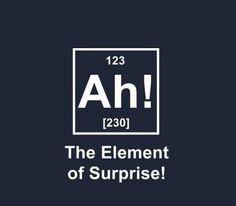 #nerd  the Chuck Norris element