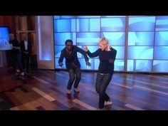TV BREAKING NEWS Exclusive! Ellen and Tony Dance - http://tvnews.me/exclusive-ellen-and-tony-dance/