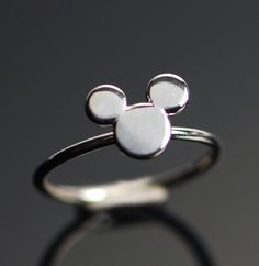 Cute Mickey Mouse Ring