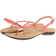 Dr. Weil Shoes - not bad for a comfortable sandal