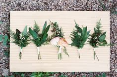 This Couple Pulled Off A Stunning, Backyard Wedding In Just 5 Months #refinery29 http://www.refinery29.com/100-layer-cake/80#slide6 Florist: Bricolage Curated Florals.