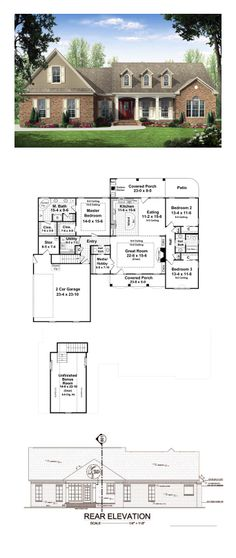 Best Selling House Plans On Pinterest House Plans