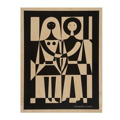 Alexander Girard: Iconic Wood Prints