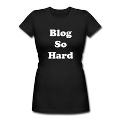 Shirts for bloggers