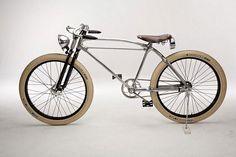 1935 ward hawthorne duralium bicycle