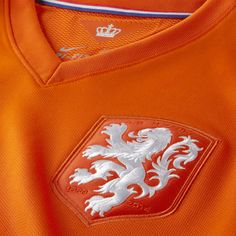 2014 Netherlands Match Men's Soccer Jersey
