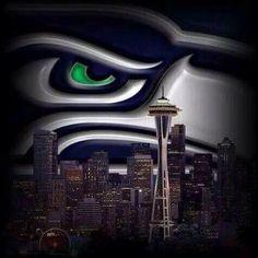 Woo Hoo !! Seahawks going to the Super Bowl !!