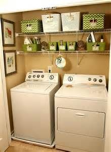Small Laundry Room Organization Ideas - Bing Images