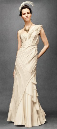 wedding dresses from anthropologie....gorgeous x