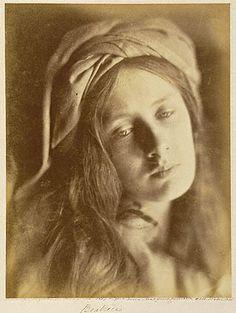 Beatrice, 1866  May Prinsep