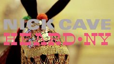 Nick Cave - HEARD•NY by Creative Time Grand Central Terminal March 25-31, 2013 11am and 2pm
