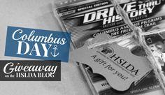GIVEAWAY & SALE - Celebrating Columbus Day!   HSLDA