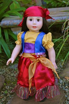 The best American Girl Doll Halloween Costumes are at Harmony Club Dolls. Visit Our shopping website at www.harmonyclubdolls.com