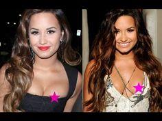 Demi Lovato's Nip Slip