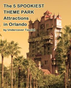 The 5 Spookiest Attractions in Orlando by @Donna Suh Wageman Tourist #Halloween http://blog.undercovertourist.com/2013/10/favorite-spooky-disney-universal-seaworld-attractions-halloween/