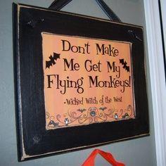Wise warning!