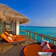 This is the inspiration for our house. I want to make it feel like our honeymoon. A tropical paradise in the midwest!