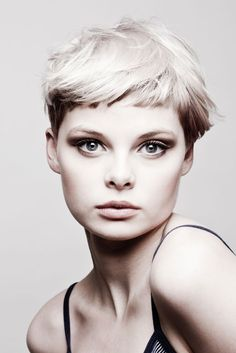 cute pixie and color!
