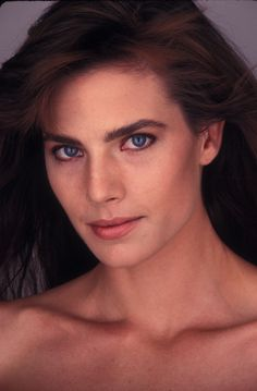 One of my roommates went to Corinne Shover's modeling school with Terry Farrell.