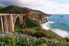To do list = drive down the California coast.