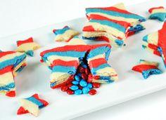 Star Pinata Cookies