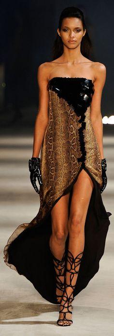 Brazil Fashion Week 2012