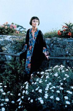Polly Walker as Lady Caroline Dester in Enchanted April