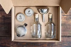 DIY Homemade Gin Kit