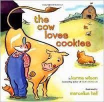 Picture Books: Cow Loves Cookies pictur book, cooki, picture books, children book