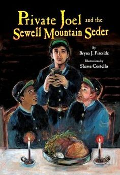 With permission from their commander and matzah brought in on a train from Cincinnati, Jewish members of a Civil War regiment improvise a seder to remember. The participation of three former slaves, now members of their company, lends a special meaning to this celebration of freedom.