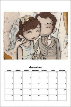kurt halsey calendar2010