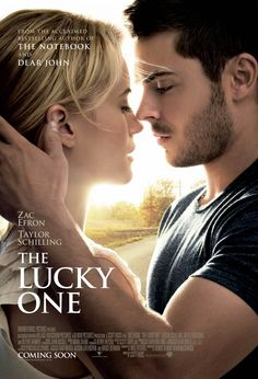 The Lucky One, 2012