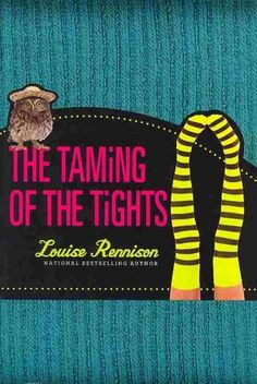 The Taming of the Tights by Louise Rennison (Grades 7 & up). Tullulah Casey has returned for another term at her performing arts school, but after sharing a secret kiss with the local bad boy, Tallulah is now determined to find her perfect leading man.