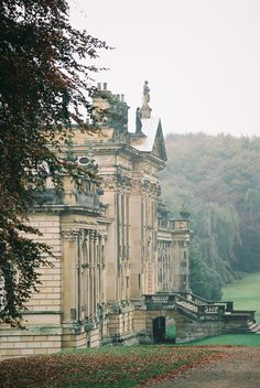Love Brideshead Revisited? Castle Howard is the real location.