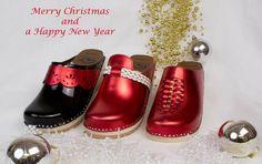 Troentorp Special Christmas clogs