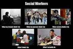 Social workers!