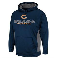 Chicago Bears Gridiron Hooded Sweatshirt