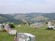 Prosperity Cemetery  Also known as: Upper Ten Mile United Presbyterian Church Cemetery  Prosperity  Washington County  Pennsylvania  USA