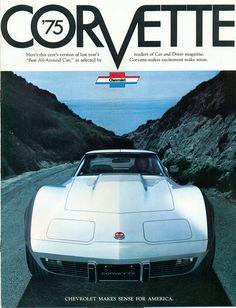 1975 Chevrolet Corvette Coupe
