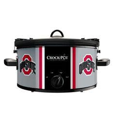 6qt Ohio State, Crock-Pot ® Slow Cooker