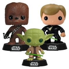 My hubby would LOVE these. He's always quoting Yoda.