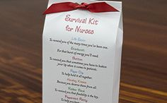 DIY Survival Kit for Nurses--A sweet and inexpensive DIY gift for your fellow nurses.